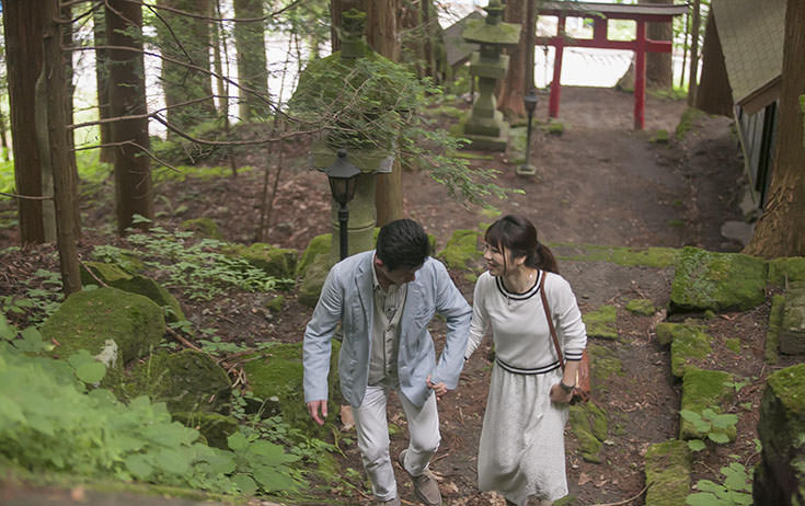 鎌倉時代の頃、できました。