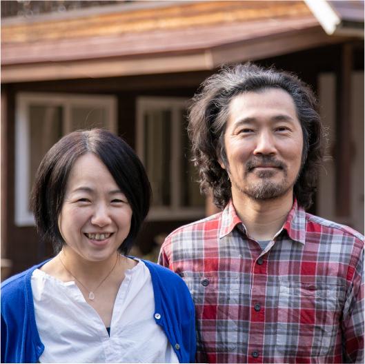 長谷部 武さん・和美さんご夫婦